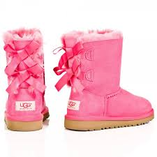 Bailey Bow Ugg Boots - £110 - £130