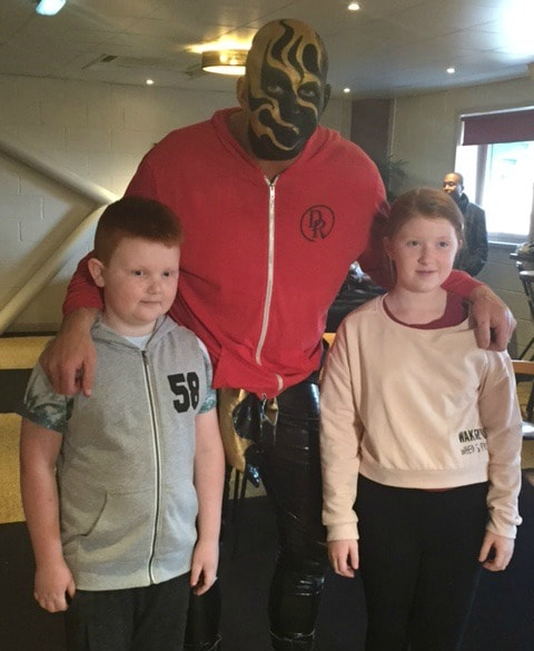 Meeting Goldust