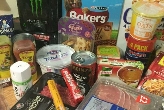 This week's meal plan {19th October 2015} – The one with the Tesco Brand Guarantee….
