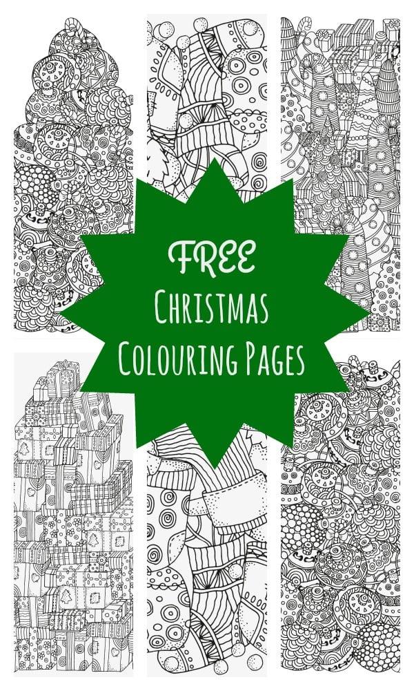 c free chrismas coloring pages - photo #47
