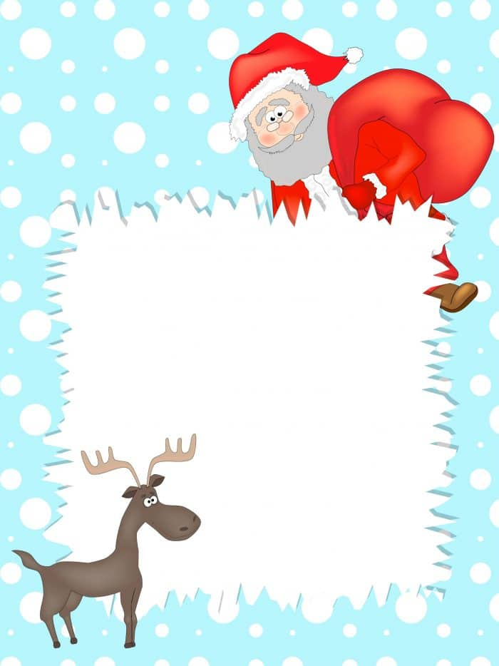 Free Printables Letter To Santa Templates And How Get A Reply