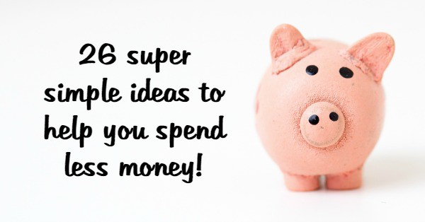 how to spend less money as a student