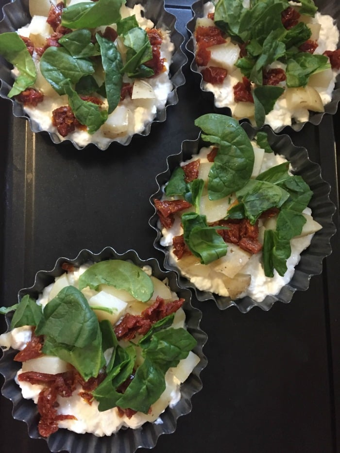 Amazing slimming world quiches