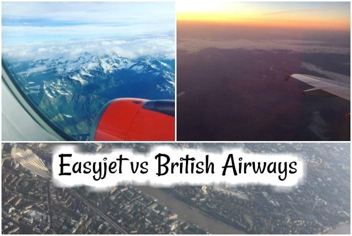 Easyjet Vs British Airways….