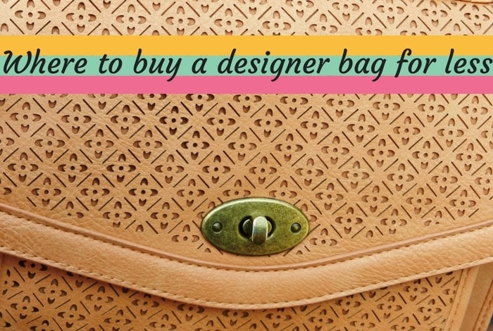 Five places to buy designer handbags for less….
