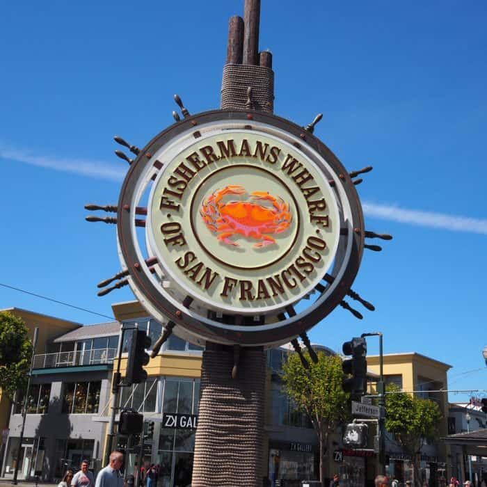 Fishermans wharf - San Fransisco