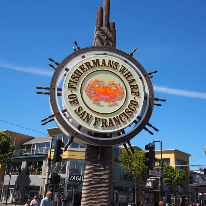 Fishermans wharf - San Fransisco