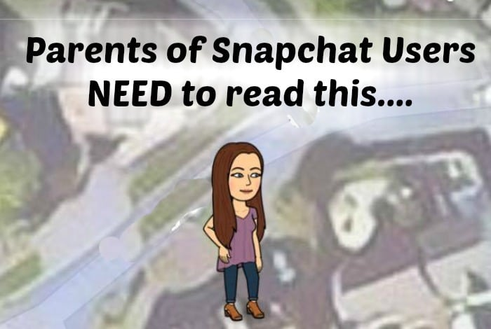 Parents of Snapchat Users NEED to read this….