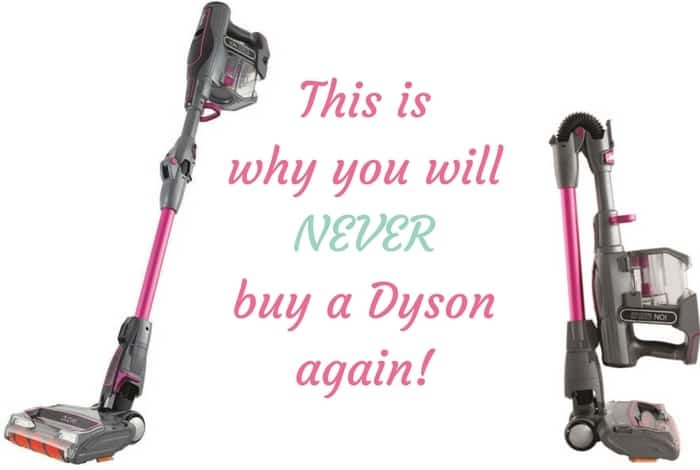 THIS is why you will never buy a Dyson again!