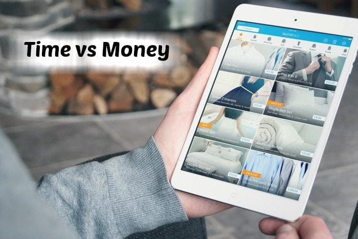 Time vs Money….