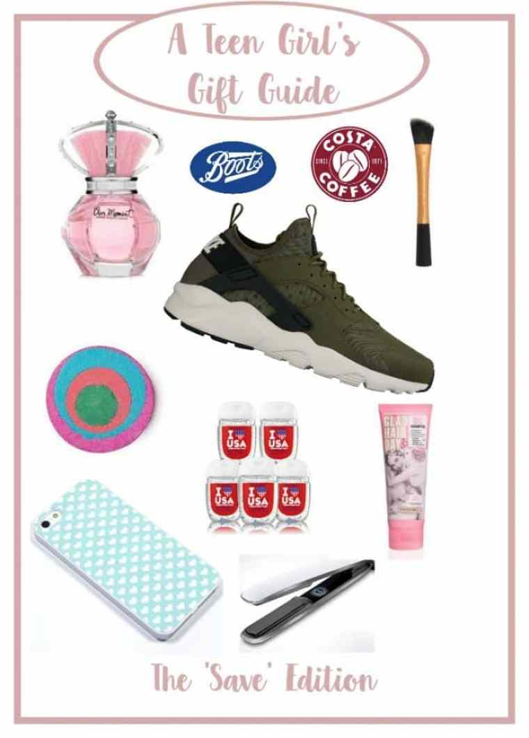what to buy a teenage girl for christmas