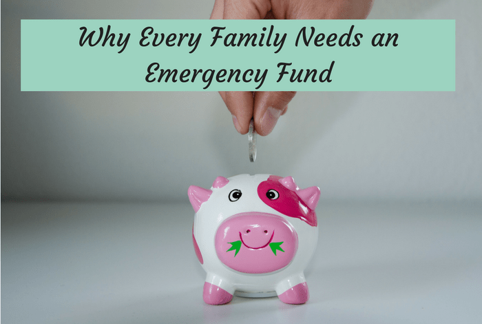Why Every Family Needs an Emergency Fund….