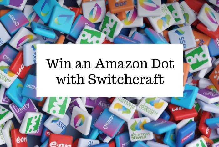 Win an Amazon Dot with Switchcraft….