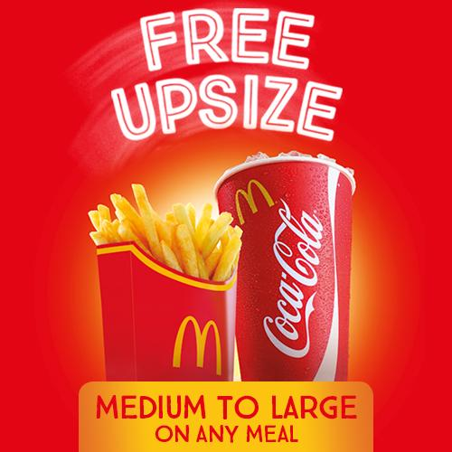 Active McDonalds Vouchers & Discount Codes for December McDonald's is one of the biggest and most well known global fast food chain brands. It serves up meal deals and classic burgers for those in a hurry or hankering after some fried food.