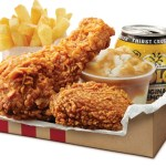 DEAL: KFC $5 Hot and Spicy Lunch