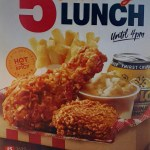 DEAL: KFC $5 Hot Honey Lunch (selected NSW stores)