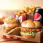 DEAL: KFC $12.95 Burger and Slider Boxed Meal