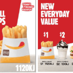 DEAL: Hungry Jack's $3 Whopper Junior
