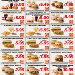 NEWS: New Hungry Jack's Vouchers valid until 1 October 2018