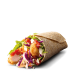NEWS: McDonald's Spicy Chicken McWrap