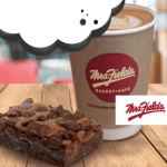 DEAL: Mrs Fields – $2 Coffee & Brownie or $2 for 10 Nibblers through Optus Perks