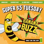 DEAL: Boost Juice App – $5 Selected Boosts on Tuesday 19 March 2019
