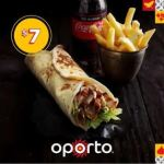DEAL: Oporto – $7 Pulled Chicken Rappsnacker Meal