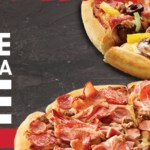 DEAL: Pizza Hut – Buy One Get One Free Pizzas (8 October 2019)