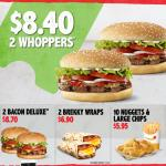 DEAL: Hungry Jack's Vouchers valid until 16 September 2019 (now App only)