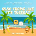 DEAL: Boost Juice – $5.50 Tropical Drinks (18 February 2020)