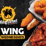 DEAL: Pizza Hut – $1 Wings Wednesday, 1 Large Pizza + 2 Sides $14 Pickup, 3 Large Pizzas + 3 Sides $34 Delivered & more
