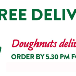 DEAL: Krispy Kreme – Free Next Day Delivery (SA Only)