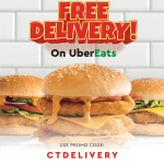 DEAL: Chicken Treat – Free Delivery on Uber Eats (until 13 April 2020)