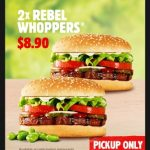 DEAL: Hungry Jack's – Latest App Deals valid until 4 May 2020