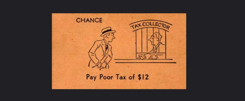 Poor Tax Pic
