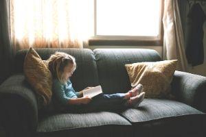 Read a book | Frugal Fun Mom