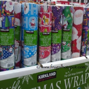Costco 2013 Christmas Gift Wrap Ribbons Bows Amp Cards