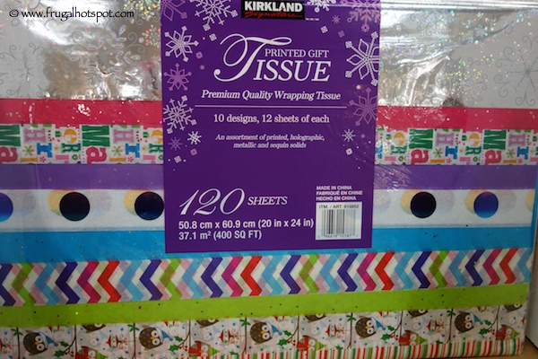 Costco 2014 Christmas Gift Wrap Ribbons Cards Amp More
