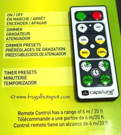 costco sale capstone led puck lights 6