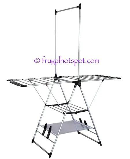 indoor clothes drying rack costco