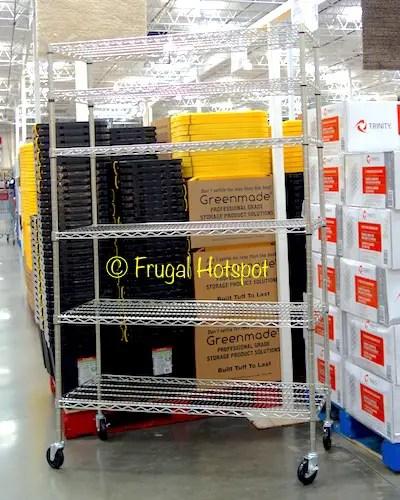 garage storage shelves costco