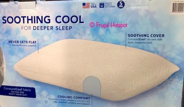 novaform lasting cool pillow reviews