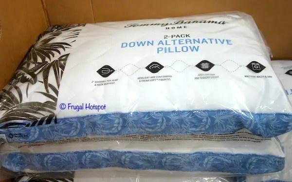 tommy bahama alternative down pillow