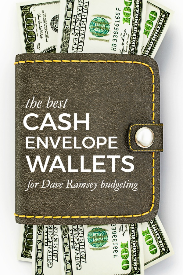 The Best Cash Envelope Wallet Systems Frugal Living NW