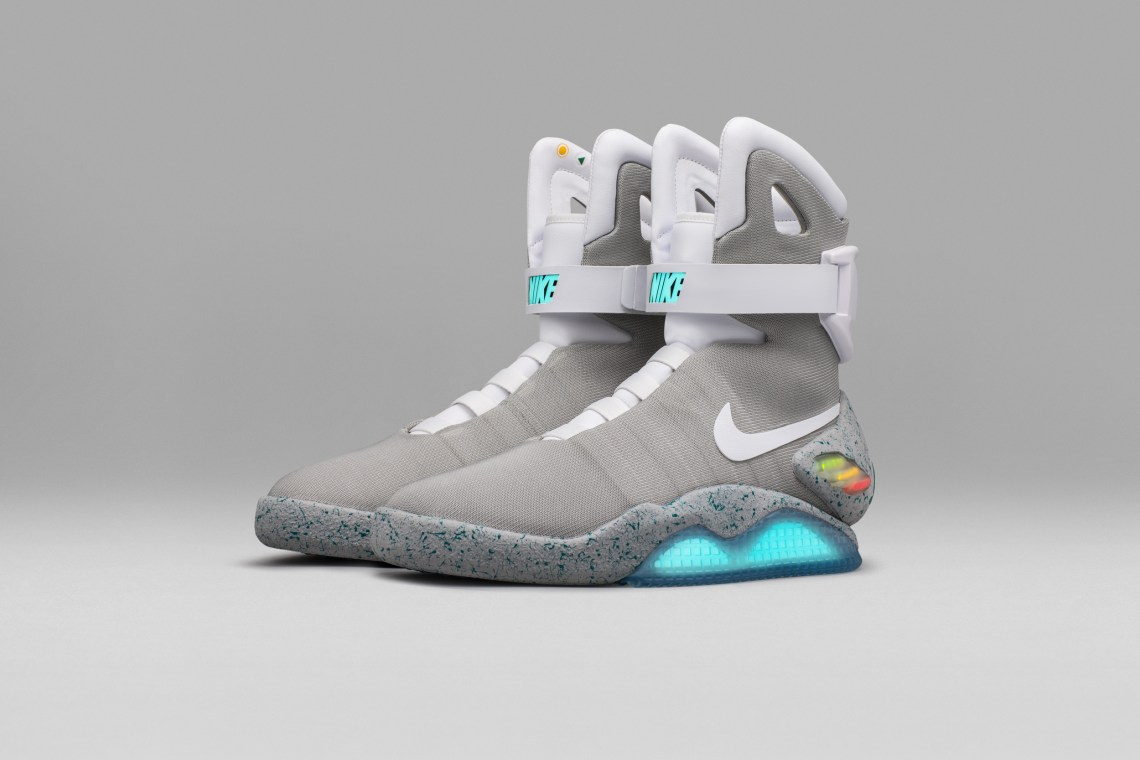 "2016 Nike MAG Self-Lacing ""Back To The Future"""