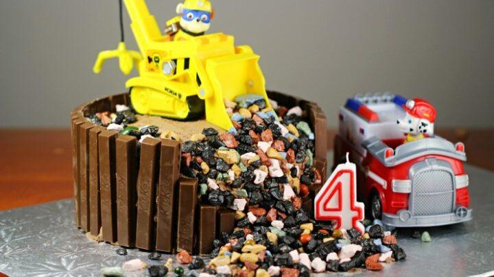 Paw Patrol Birthday Cake Kids Paw Patrol Birthday Idea
