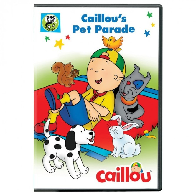 Gilbert The Cat From Caillou - The Best Cat 2018