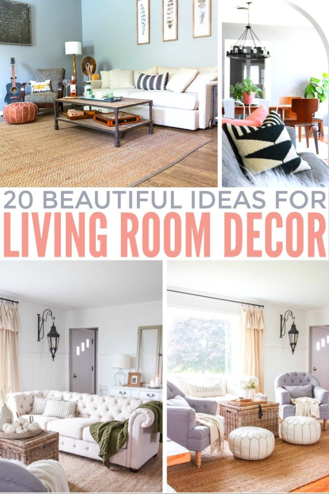 Frugal Living Room Decorating Ideas