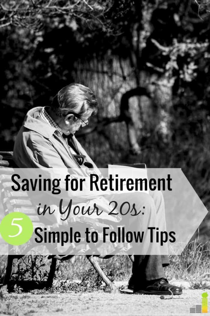 How To Start Saving For Retirement In Your 20s 5 Must