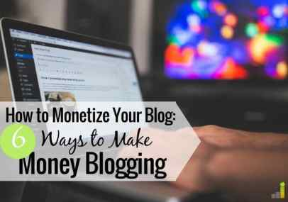 how to earn from blogging
